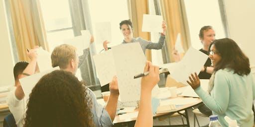 CPE: Facilitating Design Thinking NYC May 11-12, 2020
