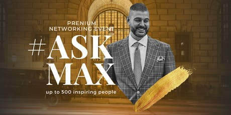 Askmax 2020 Premium Exclusive Event billets