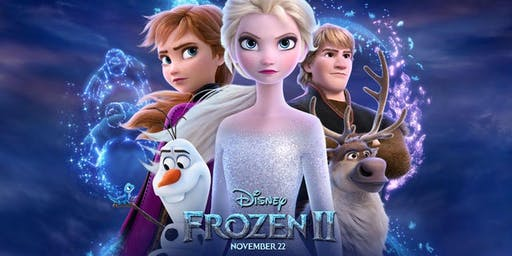 Soiree Cinematic Movie Fundraiser (Nov) – Frozen ll