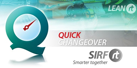 Introduction to Quick Change Over - Half Day Course - with Simulation tickets