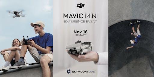 DJI Mavic Mini Experience Day in Calgary - Nov. 16, 2019 - Canadian Launch