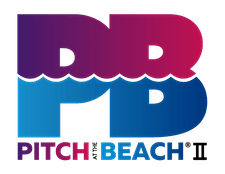 Pitch at the Beach logo