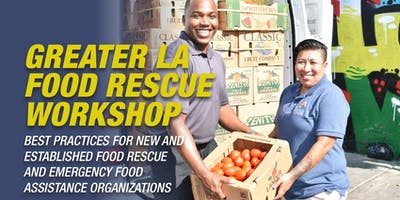 Greater LA Food Rescue Workshop