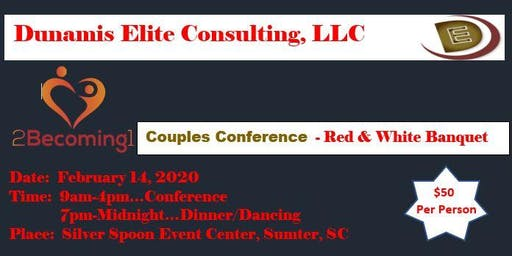 2Becoming1 Couples Conference