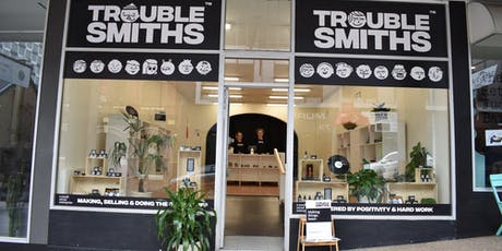 Troublesmiths report launch tickets