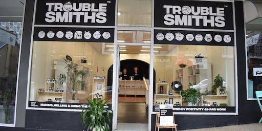 Troublesmiths report launch
