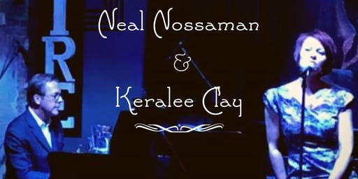 Neal Nossaman & Keralee Clay at The Esquire Jazz Club