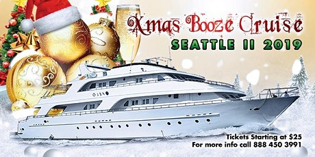 Xmas Booze Cruise Seattle III 2019 tickets
