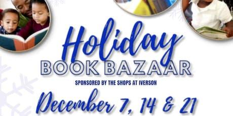 2019 Holiday Book Bazaar tickets