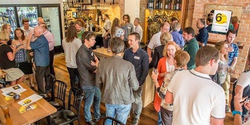 The Connections of 6 Degrees - End of Year Networking Party