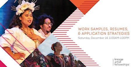 Kresge Artist Fellowship Info Session tickets