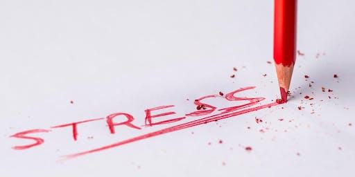 Atelier: La Boîte à outils de la gestion du stress