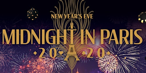 2020 New Year's Eve - Midnight in Paris