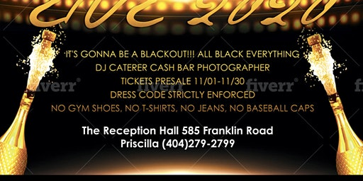 New Years Eve Black Out