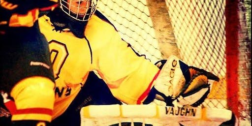 On Ice Session for Female Goalies-All Levels welcome