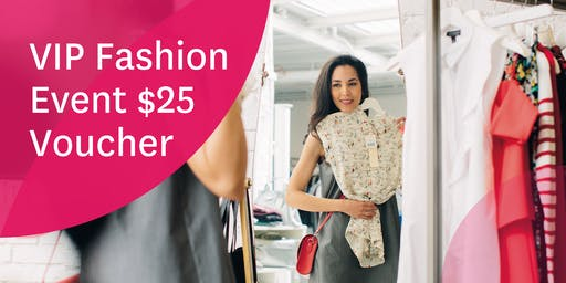 VIP Evening Fashion Event at Stockland Bull Creek ($25 Gift Card Included)