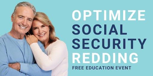 Social Security Education Event (Nov 12th 2019)
