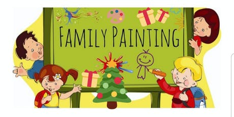 Holiday Family Painting Event tickets