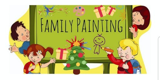 Holiday Family Painting Event