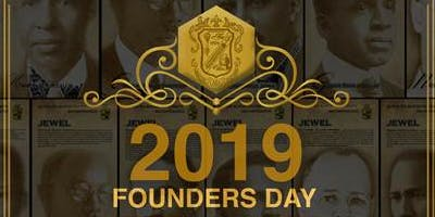 Alpha Phi Alpha Fraternity, Inc. Founders' Day Luncheon