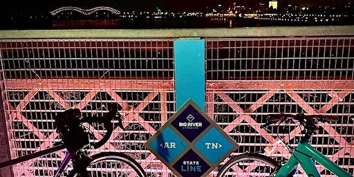 Downtown Memphis Night Bike Tour - $29