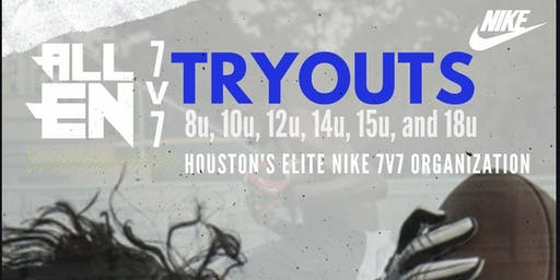 ALL-EN 7V7 TRYOUTS