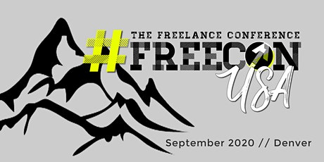 #FREECON2020 USA  //  Denver tickets