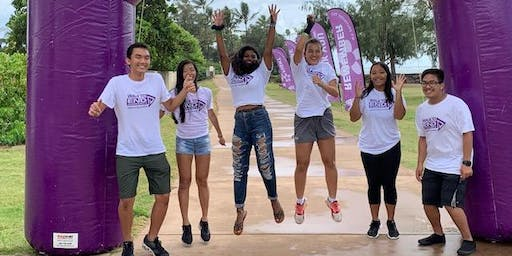 Mahalo Party - Kauai Walk to End Alzheimer's