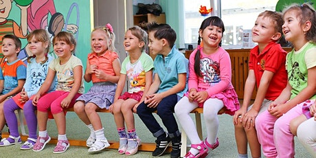 Sing and Stomp School Holiday Program at Toukley Library tickets