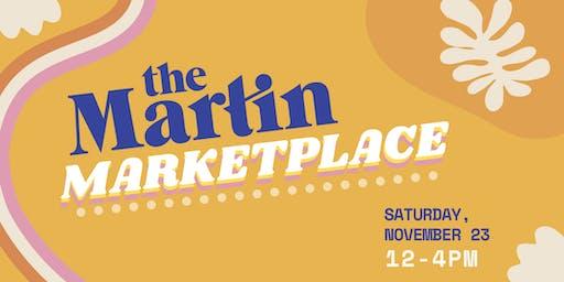 The Martin Marketplace - November!