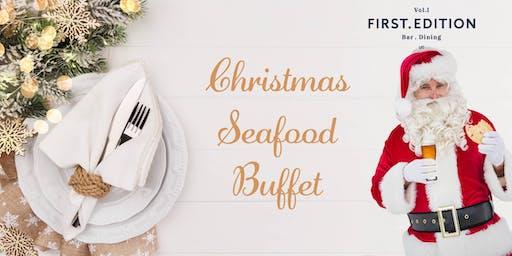 Christmas Seafood Buffet