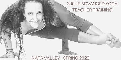 ANANTA 300HR ADVANCED YOGA TEACHER TRAINING