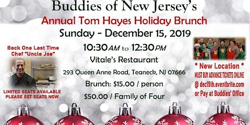 2019 Tom Hayes Holiday Brunch