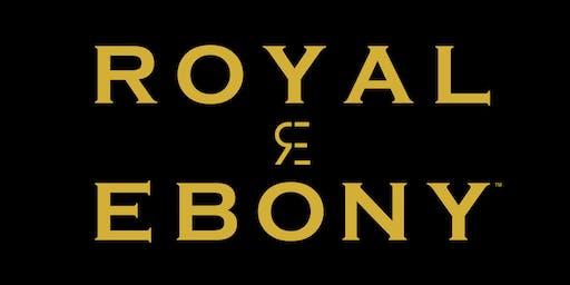 Royal Ebony EP Listening Party