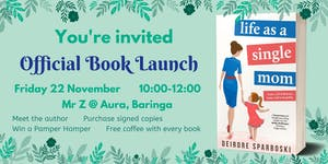 Official Book Launch: Life as a Single Mom