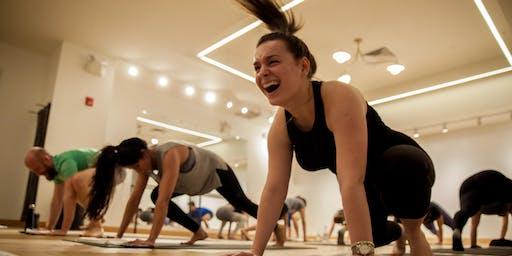 The PFX: A Brain, Body & Breath Training Experience