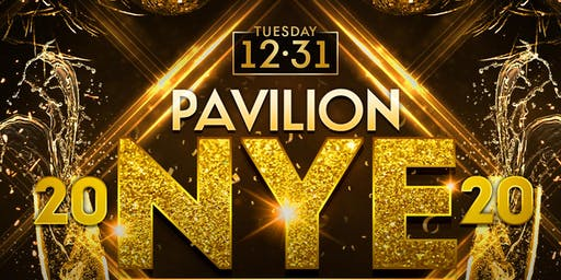 New Year's Eve 2020 at the Pavilion!
