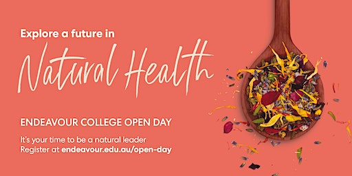 Natural Health Open Day - Brisbane - 18 January 2020