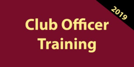 Division F - District 60 Toastmasters, Club Officer Training, Round 2 tickets