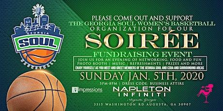 Georgia Soul Soirée Fundraising Event tickets
