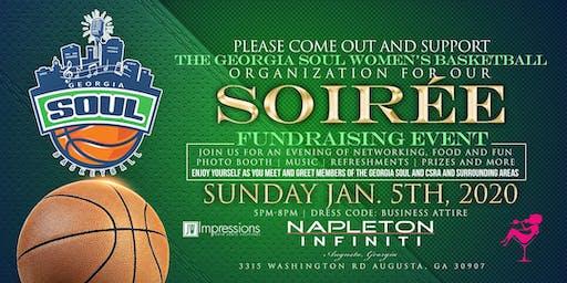 Georgia Soul Soirée Fundraising Event