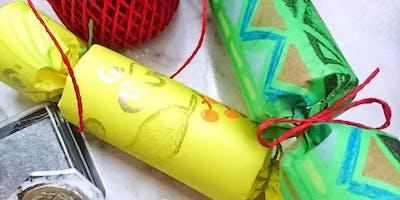 KIDS - DIY Christmas Crackers