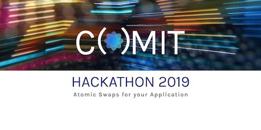 COMIT Hackathon - Atomic Swaps for your Application