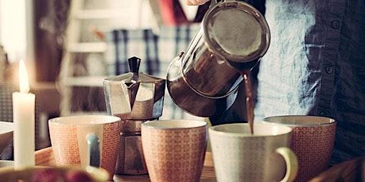 Neighbourhood morning tea
