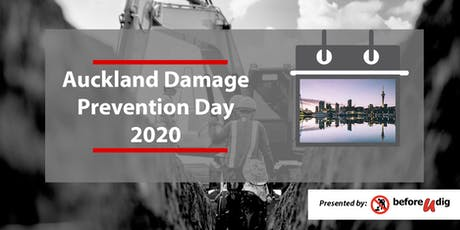 Auckland Damage Prevention Day 2020 tickets