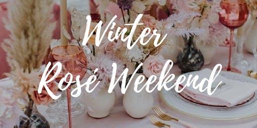 Winter Rose Weekend