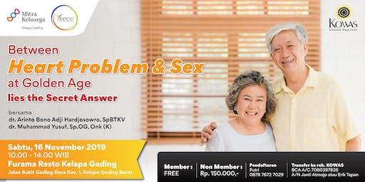 Between Heart Problem & Sex at Golden Age lies the Secret Answer
