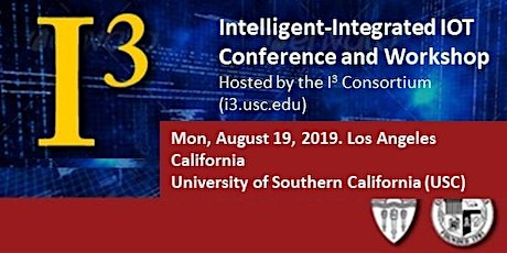 Jan-2020 Intelligent-Integrated IOT Conference and Workshop tickets