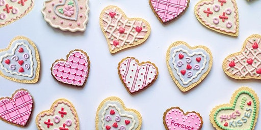 Sugar and Spice - Cookie Decorating Workshop, Ages: 18+, FREE