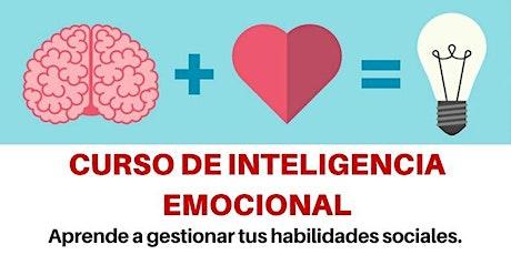 Curso Inteligencia Emocional entradas
